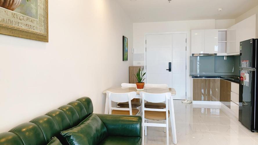 Cho thuê căn hộ Terra Royal diện tích 58m2, kết cấu 2 phòng ngủ