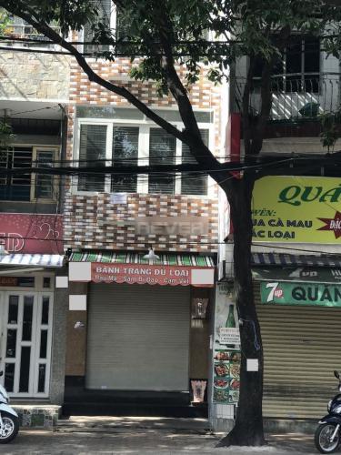 Nhà phố mặt tiền Đường Lãnh Binh Thăng đối diện chợ, tiện kinh doanh.
