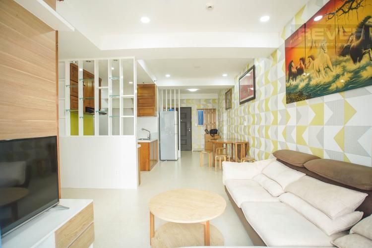 Bán căn hộ Scenic Valley 2PN, block H, đầy đủ nội thất, ban công hướng Nam, view thoáng