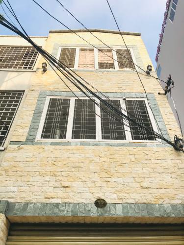 Chính diện nhà phố quận Phú Nhuận Bán nhà phố đường Trần Huy Liệu, phường 8, quận Phú Nhuận, diện tích đất 108.8m2, sổ hồng đầy đủ.