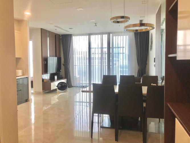 Căn hộ Vinhomes Golden River tầng 05 nội thất hiện đại đầy đủ