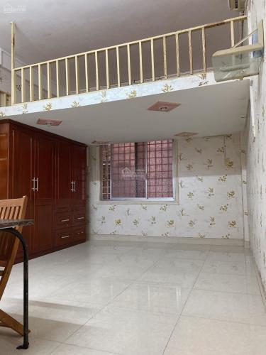 Căn hộ Chung cư Nguyễn Thái Bình diện tích 22m2, nội thất cơ bản.