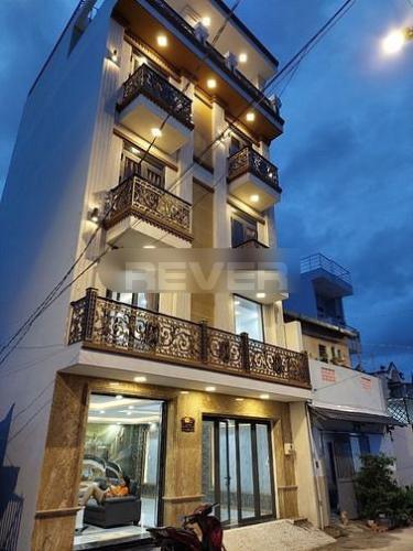 Nhà phố mặt tiền đường Lê Bôi diện tích 64.5m2, khu dân cư hiện hữu.