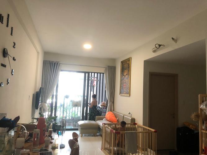 Căn hộ Safira Khang Điền diện tích 50m2, nội thất cơ bản.