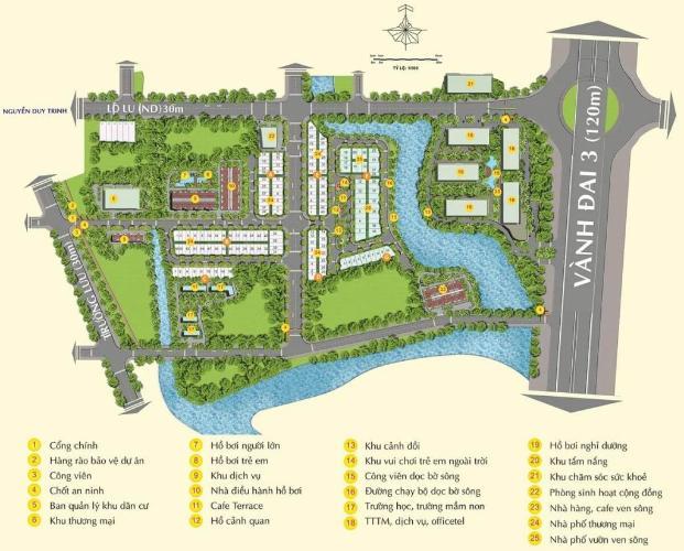 MT Eastmark City - dự án MT Eastmark City
