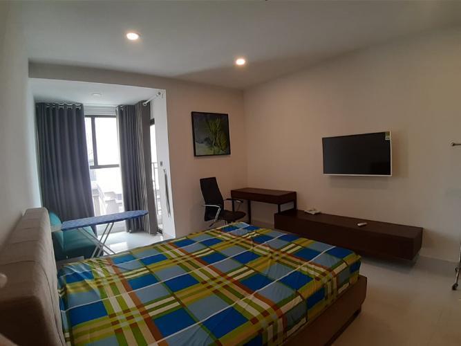 Phòng ngủ Saigon Royal Quận 4 Căn hộ tầng 04 Saigon Royal đầy đủ nội thất
