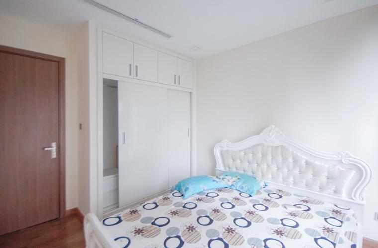 Phòngngủ , Căn hộ Vinhomes Central Park , Quận Bình Thạnh Căn hộ Vinhomes Central Park tầng 2 view nội khu yên tĩnh, đầy đủ nội thất.