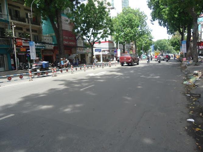 Nhà phố Quận Bình Thạnh Nhà phố mặt tiền đường Xô Viết Nghệ Tĩnh, khu dân cư sầm uất.