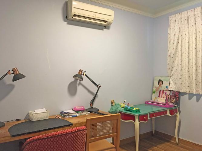Phòng ngủ The Manor Quận Bình Thạnh Căn hộ The Manor hướng Bắc, nội thất đầy đủ.