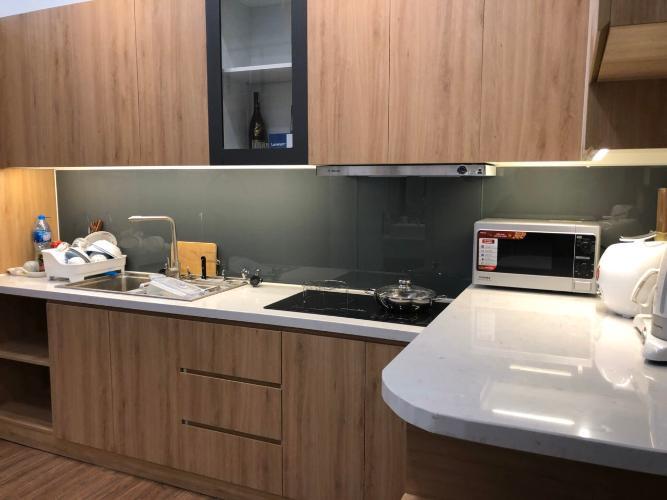 Phòng bếp officetel THE SUN AVENUE Bán căn hộ The Sun Avenue 1PN, tầng 3, đầy đủ nội thất