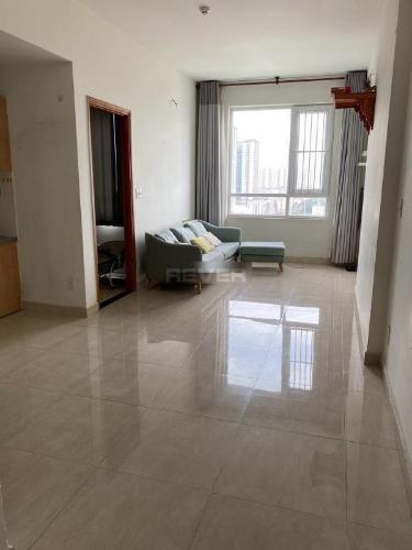 Căn hộ tầng 14 The CBD Premium Home cửa hướng Đông, view thoáng mát.