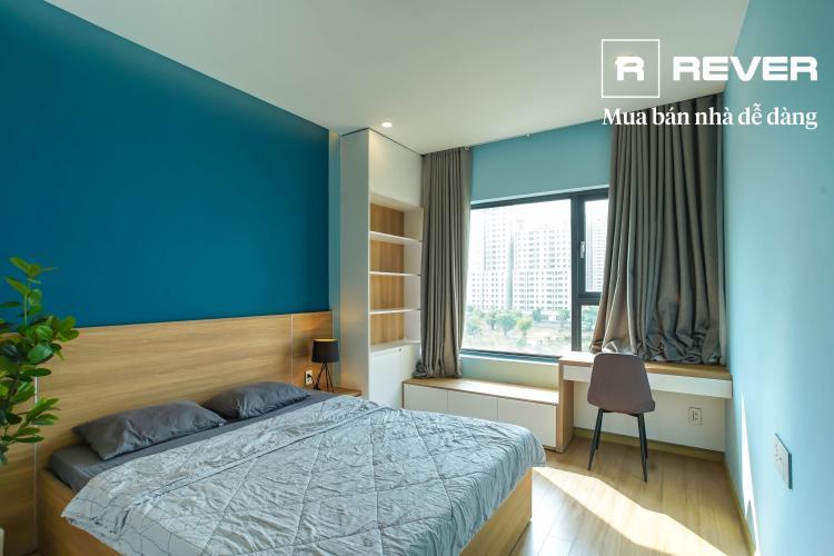 Phòng ngủ căn hộ NEW CITY THỦ THIÊM Căn hộ New City Thủ Thiêm 2 phòng ngủ tầng thấp tháp BB đầy đủ nội thất