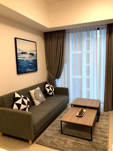 Căn hộ studio Gateway Thảo Điền tầng trung, nội thất hiện đại.
