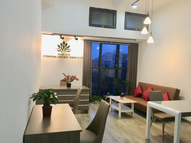 nôi thất căn hộ OT the sun avenue Căn hộ The Sun Avenue đón view nội khu, đầy đủ nội thất.
