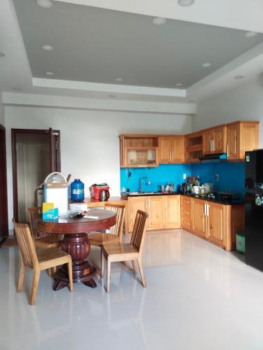 Căn hộ Thái An Apartment view cây xanh thoáng mát, nội thất đầy đủ.