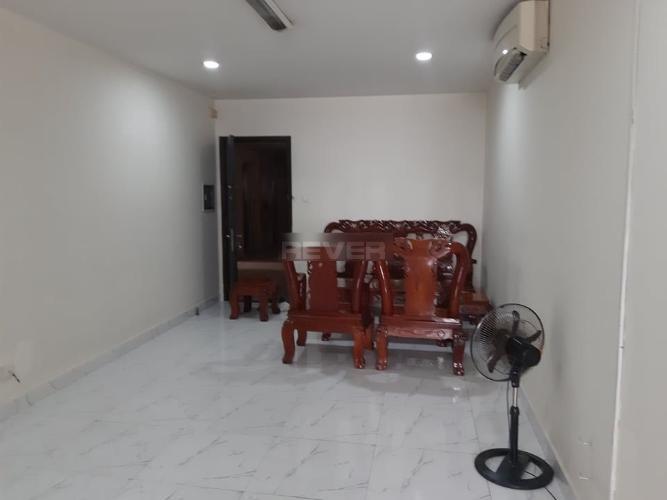 Căn hộ An Phú Apartment có 2 phòng ngủ đón view thành phố tuyệt đẹp.