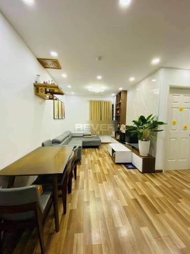 Căn hộ Đạt Gia Residence tầng 4 view thoáng mát, nội thất đầy đủ.