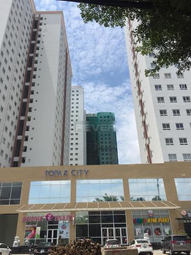 Căn hộ góc tầng 19 Topaz City bàn giao nội thất đầy đủ, cửa chính hướng Nam