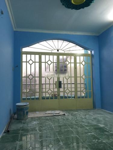 Không gian nhà phố Quận Gò Vấp Nhà 1 trệt 1 lầu Q.Gò Vấp hướng Đông, sổ hồng riêng và nội thất cơ bản.