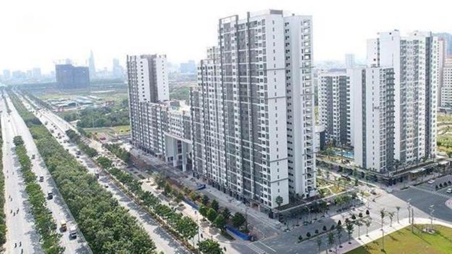 New City Thủ Thiêm, Quận 2 Căn hộ New City Thủ Thiêm hướng Đông Nam, đầy đủ nội thất.