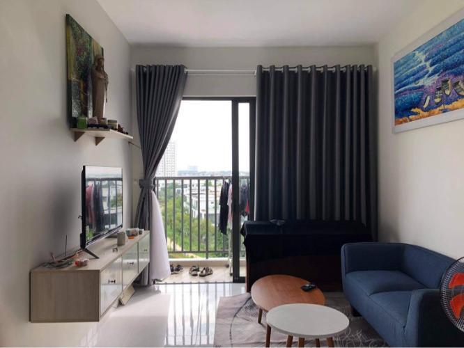 Căn hộ Safira Khang Điền tầng 6 cửa hướng Đông Nam, đầy đủ nội thất.