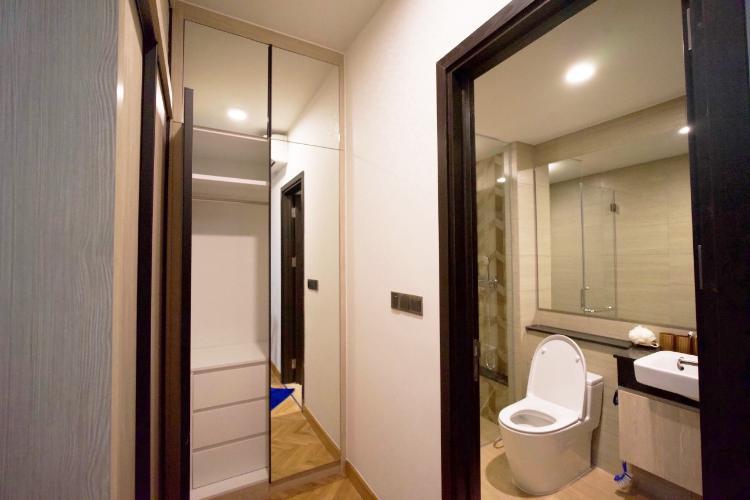 Phòng tắm Feliz En Vista Căn hộ Feliz En Vista tầng cao, bàn giao đầy đủ nội thất,