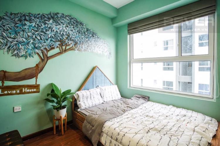 Phòng ngủ căn hộ SUNRISE RIVERSIDE Căn hộ Sunrise Riverside tầng trung, ban công hướng Đông.