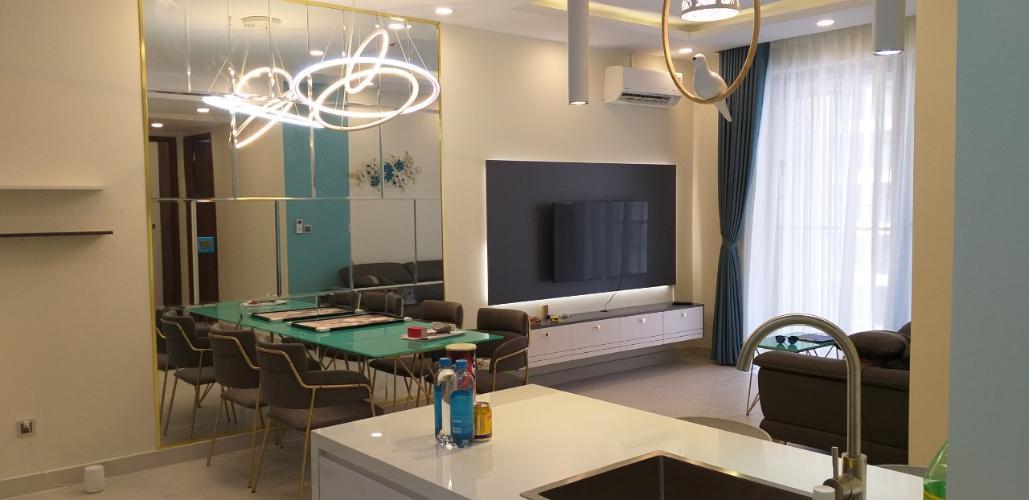 Phòng bếp Phú Mỹ Hưng Midtown, Quận 7 Căn hộ Phú Mỹ Hưng Midtown ban công hướng Nam, đầy đủ nội thất