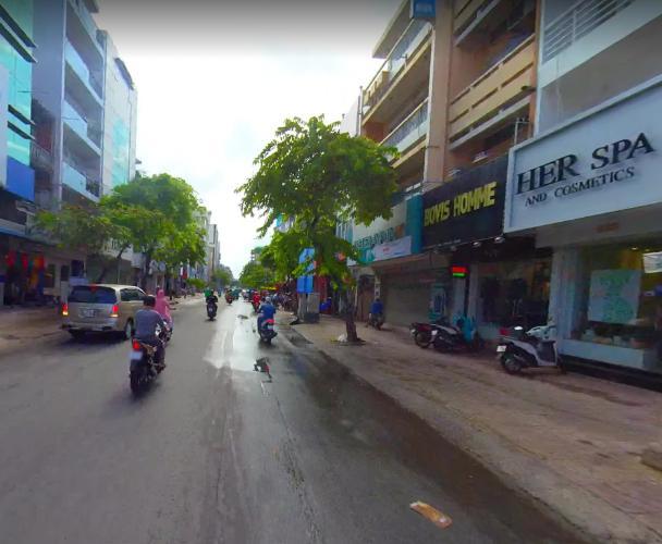 Đường nhà phố Quận 3 Nhà phố mặt tiền Đường Nguyễn Đình Chiểu Quận 3, sổ hồng riêng.