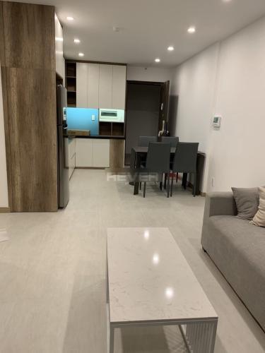 Phòng khách Lavida Plus, Quận 7 Căn hộ Lavida Plus tầng cao, nội thất đầy đủ.