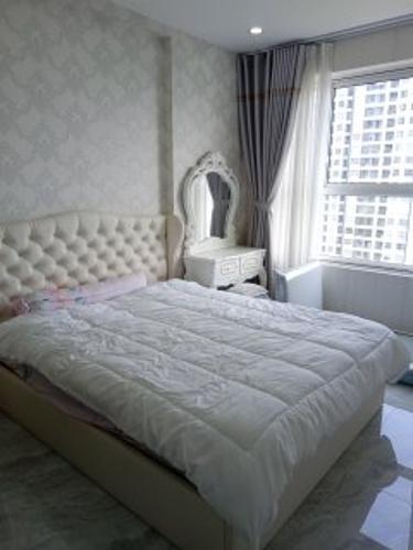 Phòng ngủ , Căn hộ Sunrise Riverside , Huyện Nhà Bè Căn hộ 2 phòng ngủ Sunrise Riverside tầng 10, đầy đủ nội thất.