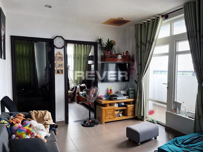 Căn hộ chung cư TDH - Phước Bình nội thất cơ bản, hướng Đông Bắc.