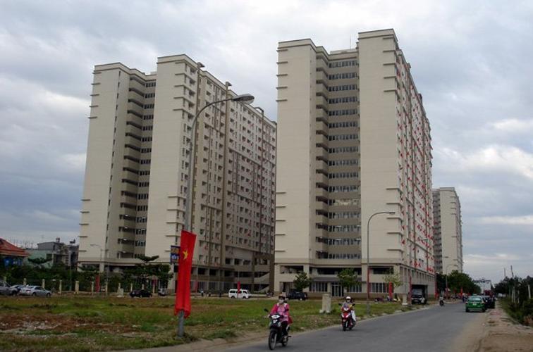 Chung cư Bình Minh, Quận 2 Căn hộ chung cư Bình Minh nội thất đầy đủ, view thoáng mát.