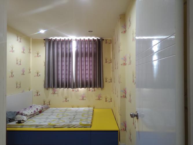 Phòng ngủ City Gate Quận 8 Căn hộ City Gate tầng trung, view hồ bơi nội khu.