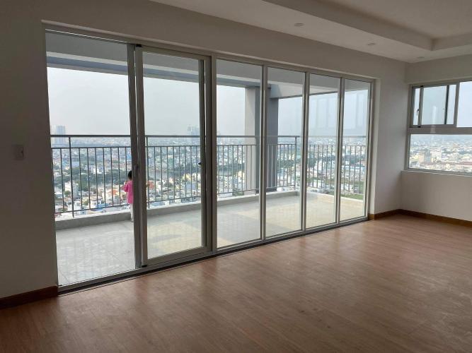 Căn hộ Penthouse Conic Riverside view thành phố, nội thất cơ bản
