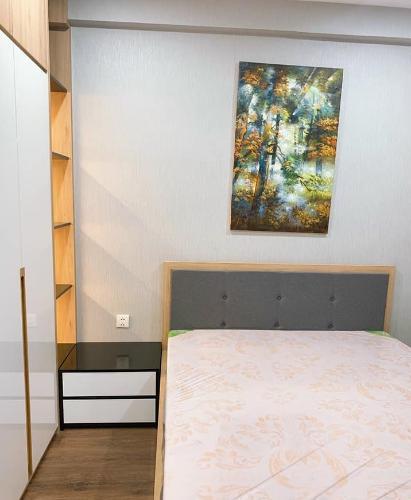 Phòng ngủ , Căn hộ SaiGon Mia , Huyện Bình Chánh Căn hộ Saigon Mia tầng 5 view thoáng mát , đầy đủ nội thất hiện đại.