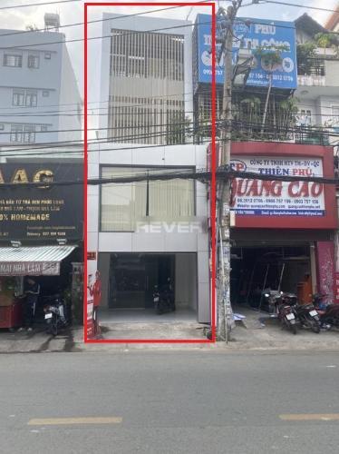 Mặt bằng kinh doanh Nguyễn Văn Thương, Bình Thạnh Mặt bằng kinh doanh hướng Đông, gần chợ Văn Thánh.
