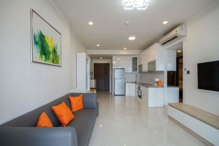 Căn hộ Saigon Royal tầng 13 bàn giao đầy đủ nội thất