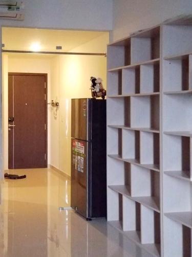 Căn hộ Officetel Sunrise City đầy đủ nội thất, view thoáng mát.