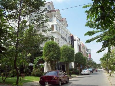 Khu nhà phố Hưng Gia Quận 7