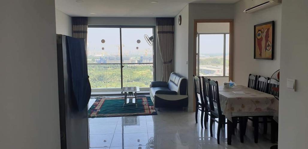 phòng khách căn hộ An Gia Skyline Căn hộ An Gia Skyline tầm nhìn thoáng hấp thu ánh sáng tự nhiên.