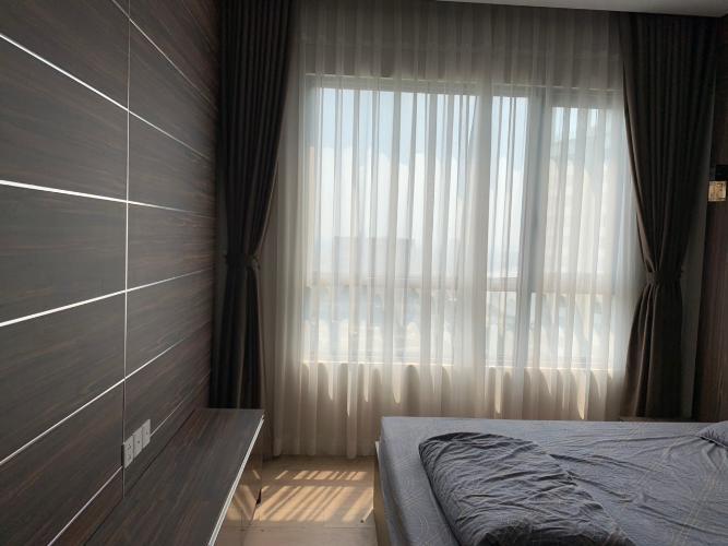 PHÒNG NGỦ căn hộ Diamond Island Căn hộ Diamond Island đầy đủ nội thất sang trọng, view thành phố.