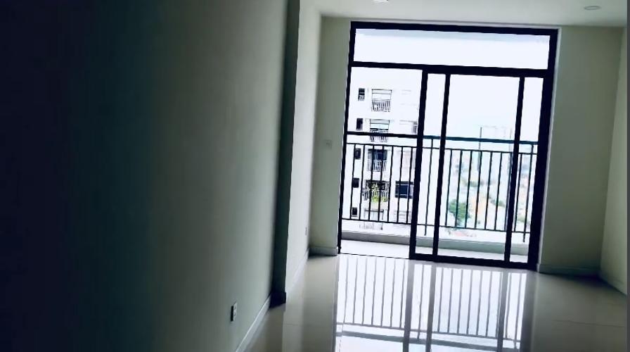 Căn hộ Central Premium tầng 24 ban công rộng rãi, không có nội thất.