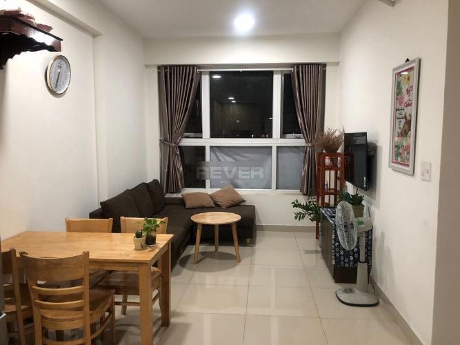Căn hộ Saigon Gateway tầng trung, đầy đủ nội thất.