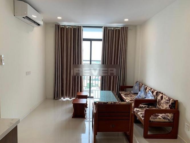 Căn hộ Central Premium tầng 16 view nội khu, đầy đủ nội thất.