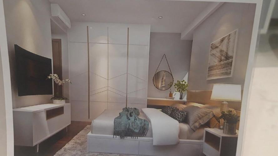 Căn hộ The Tresor đầy đủ nội thất hiện đại, view tầng cao đón gió.