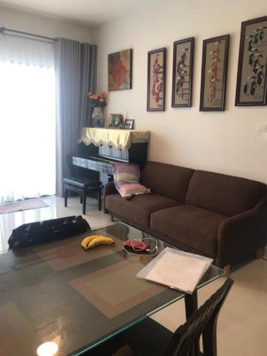 Căn hộ The Sun Avenue  3 phòng ngủ thuộc tầng cao, diện tích 90.3m2