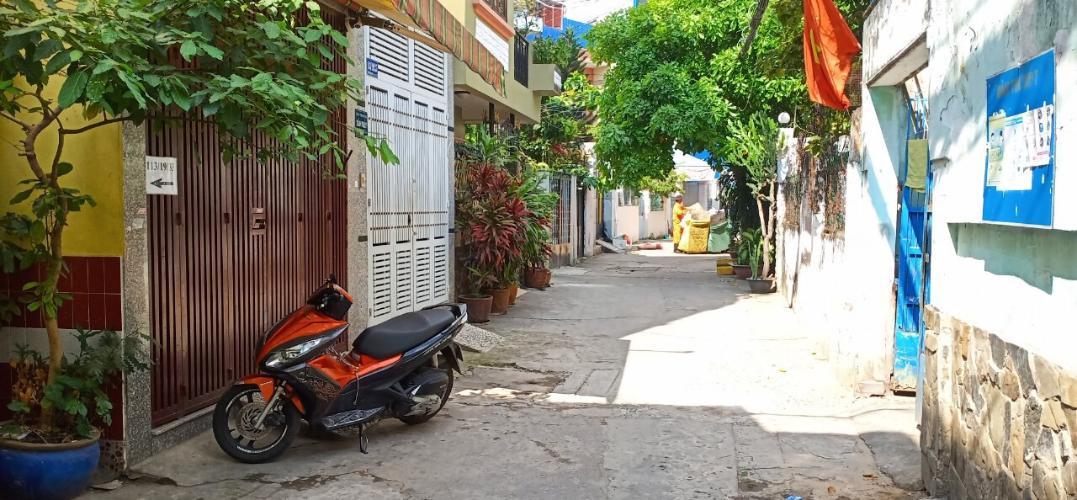 Bán nhà phố hẻm đường Trần Văng Đang, quận 3, sổ hồng chính chủ, diện tích đất 21m2, diện tích sàn 75.8m2.