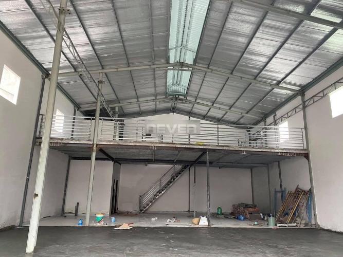 Nhà xưởng đường Phan Huy Ích Gò Vấp diện tích 340m2, hẻm rộng 12m.