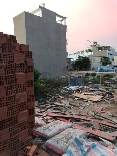 Đất nền hẻm nhựa rộng 6m KDC Quận Bình Tân, diện tích 51.2m2.